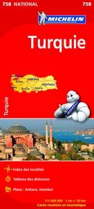 Michelin - Turquie - 1/1 000 000.