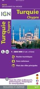 Collectif - Turquie - 1/750000.