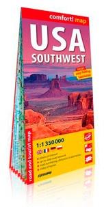 Express Map - USA Southwest - 1/1 350 000.