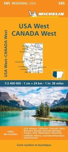 Michelin - USA West, Canada West - 1/2 400 000.