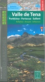 Alpina - Valle de Tena, Panticosa, Partacua, Sallent - 1/25 000.