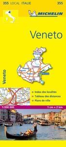 Michelin - Veneto - 1/200 000.