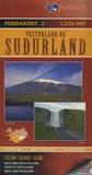 Ferdakort - Vesturland og Sudurland, Ouest et Sud Islande - 1/250 000.