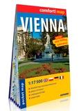 Express Map - Vienna - Pocket map, 1/17 500.