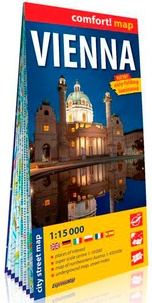Express Map - Vienna - 1/15 000.