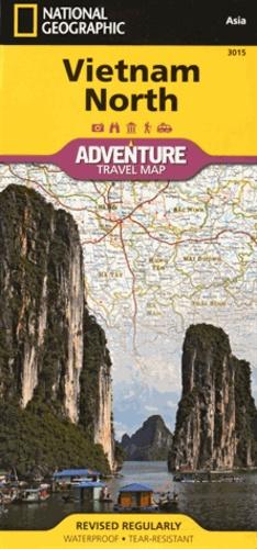 National Geographic - Vietnam North - 1/650 000.