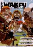 Anthony Roux et  Collectif - Wakfu Mag N° 4, Novembre-décem : .