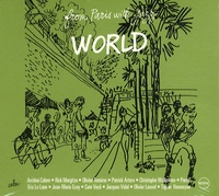 Avishai Cohen et Rick Margitza - World - CD audio.