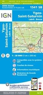Ygos-Saint-Saturnin, Labrit, Brocas - 1/25 000.pdf