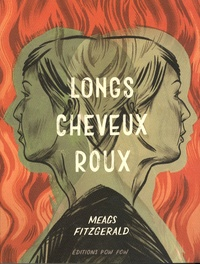 Meags Fitzgerald - Longs cheveux roux.