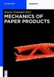 Mechanics of Paper Products.