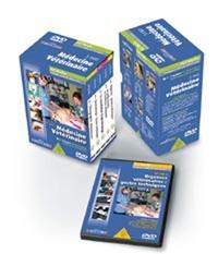 Med'com - Médecine vétérinaire - Coffret 5 DVD, Volume 1 : Echographie abdominale, Volume2 : Dermatologie, Volume 3 : La consultationnd'ophtalmologie, VOlume 4 : Les prélèvements en médecine vétérinaire, Volume 5 : Urgences vétérinaires.