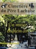 A6-Mediaguide - CIMETIERE DU PERE LACHAISE. - Un musée en plein air, CD-Rom.