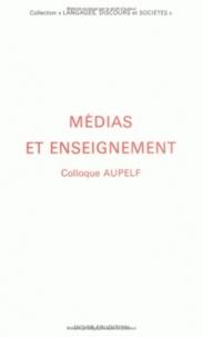 Patrick Charaudeau - Médias et enseignement.