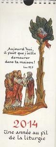 Deedr.fr Calendrier 2014 - Une année au fil de la liturgie Image