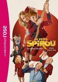 Mediatoon - Le Petit Spirou - Le roman du film.