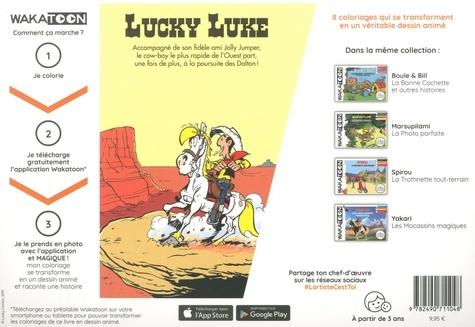 Lucky Luke. A la poursuite des Dalton