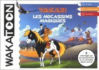 Mediatoon - Yakari - Les mocassins magiques.