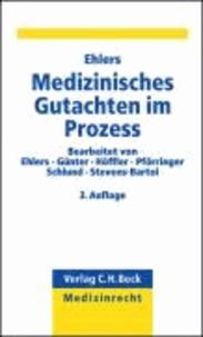 Medizinisches Gutachten im Prozess - Anwaltliche Strategien und Taktik bei Umgang mit Sachverständigen.