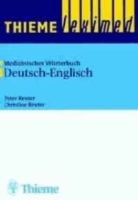 Medizinisches Wörterbuch 2. Deutsch-Englisch. ( Medical Dictionary 2. German - English).