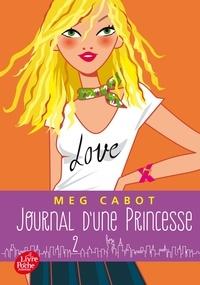 Journal d'une Princesse Tome 2 - Meg Cabot |