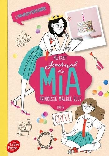 Meg Cabot - Journal de Mia, princesse malgré elle Tome 5 : L'anniversaire.