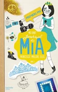 Meg Cabot - Journal de Mia - Tome 2 - Premiers pas.