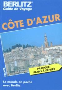 Meg Jump et Suzanne Patterson - LA COTE D'AZUR. - 12ème édition.