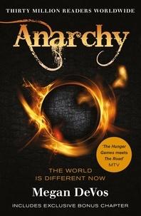 Megan DeVos - Anarchy - Book 1 in the Anarchy series.