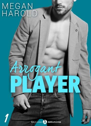 Megan Harold - Arrogant Player - 1.