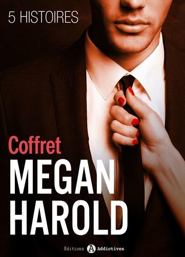 Megan Harold - Coffret Megan Harold - 5 histoires.