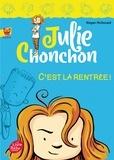 Megan McDonald - Julie Chonchon - Tome 1 - C'est la rentrée !.