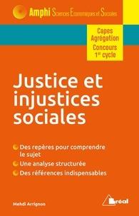 Livres audio anglais téléchargement gratuit Justice et injustices sociales  - Modèles de justice, opinions et politiques publiques