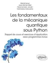 Histoiresdenlire.be Les fondamentaux de la mécanique quantique sous Python Image