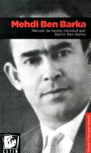 Mehdi Ben Barka - Mehdi Ben Barka.