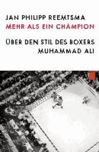 Mehr als ein Champion - Über den Stil des Boxers Muhammad Ali.