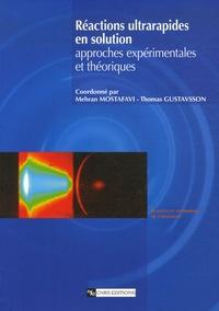 Réactions ultrarapides en solution - Approches expérimentales et théoriques.pdf