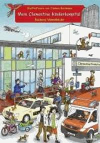 Mein Clementine Kinderhospital - Wimmelbilderbuch.