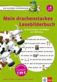 Mein drachenstarkes Lesebilderbuch - 10 Geschichten mit Bildern zum Mitlesen.