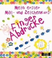 Mein erster Mal- und Zeichenkurs: Fingerabdrücke.