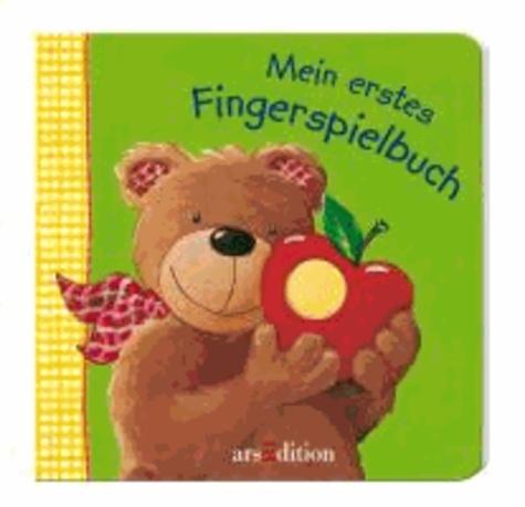 Mein erstes Fingerspielbuch.