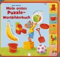 Mein erstes Puzzle-Wortbilderbuch.