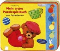 Mein erstes Puzzlespielbuch zum Farbenlernen.