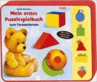 Mein erstes Puzzlespielbuch zum Formenlernen.