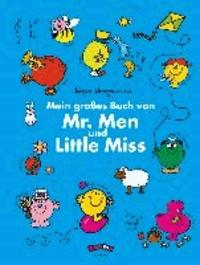 Mein großes Buch von Mr. Men und Little Miss.