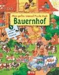 Mein großes Wimmel-Puzzle-Buch - Bauernhof - Suchen, Entdecken und Puzzeln - Für Kinder ab 4 Jahren.