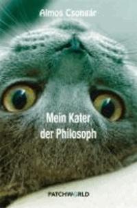 Mein Kater der Philosoph.
