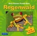 Mein kleines Puzzle-Quiz: Regenwald.