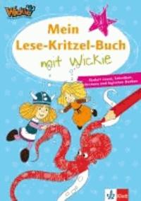 Mein Lese-Kritzel-Buch mit Wickie - fördert Lesen, Schreiben, Rechnen und logisches Denken.