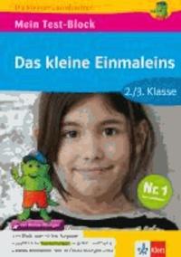 Mein Test-Block Das kleine Einmaleins - 2./3. Klasse mit Online-Übungen.